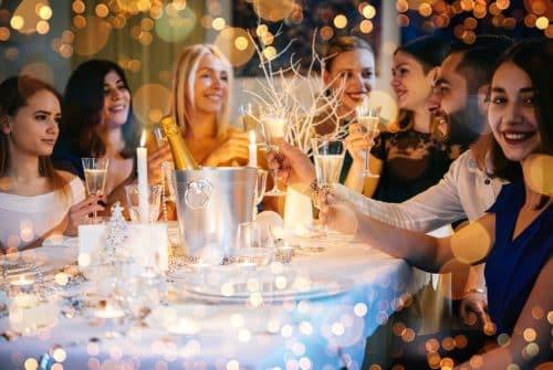 Que faut-il pour réussir une fête à la maison?