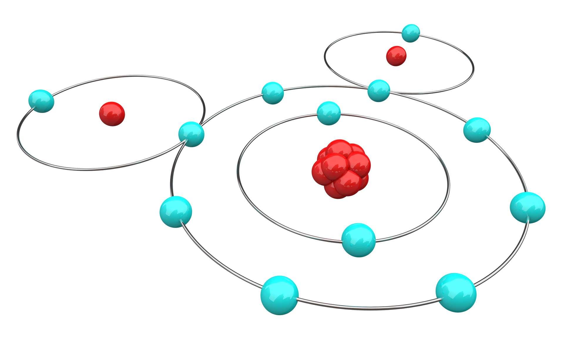 atome et ion