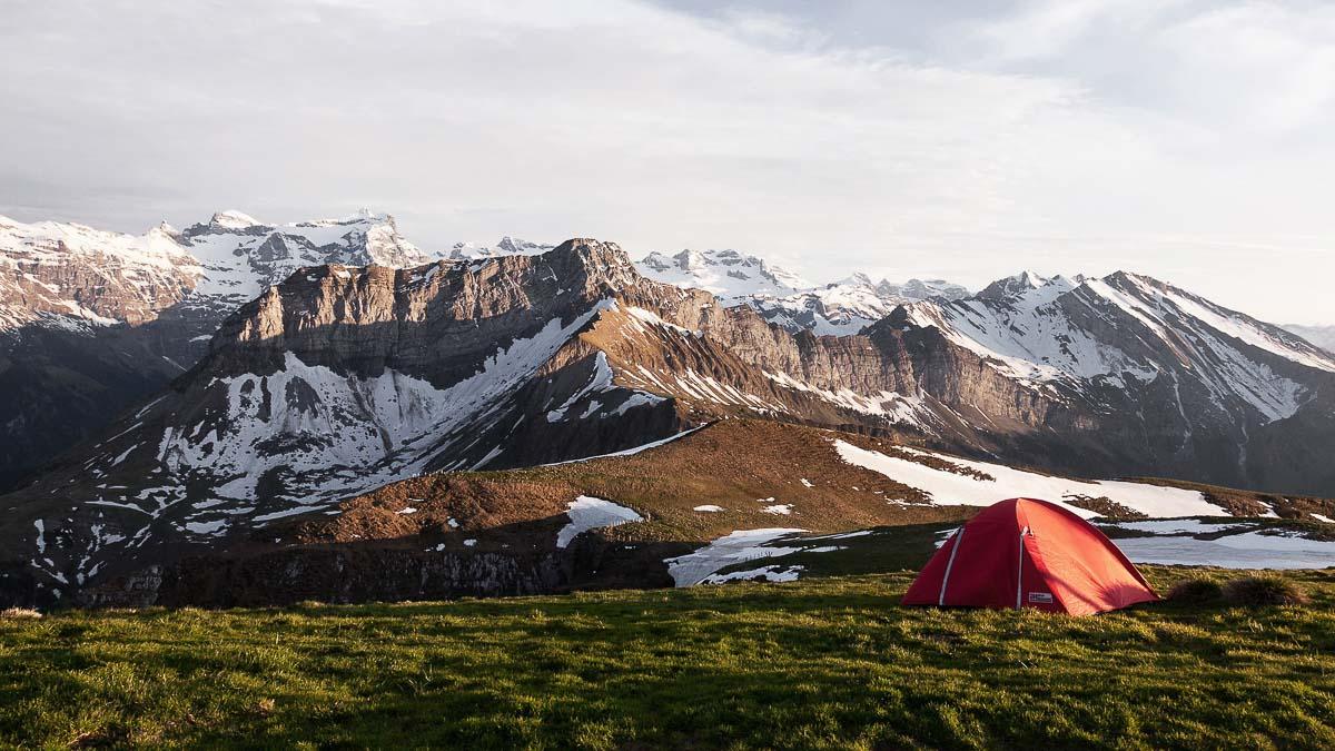 Comment faire du camping ?