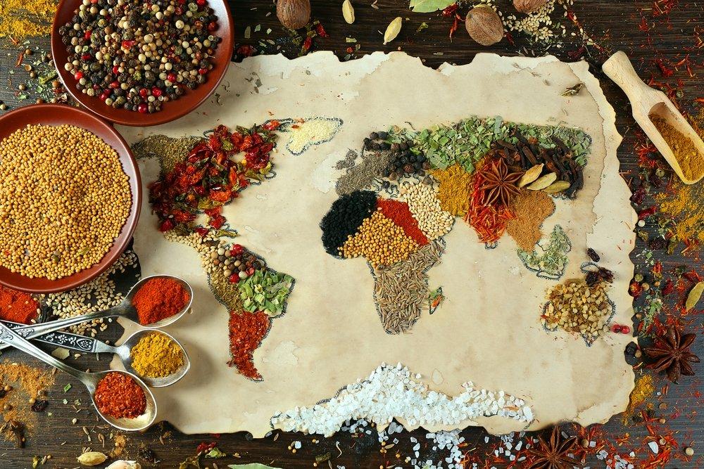 Quel est le pays de la gastronomie ?