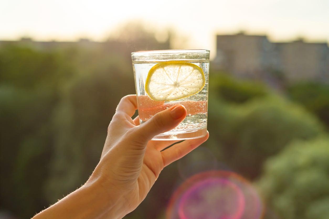 Pourquoi boire du jus de citron ?